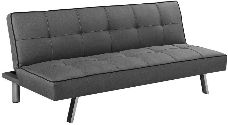 Sofa rozkładana CARLO popiel Halmar