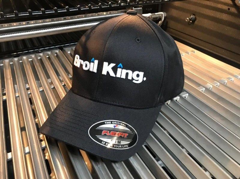 Czapka Flexfit S/M Broil King (20941) --- OFICJALNY SKLEP Broil King