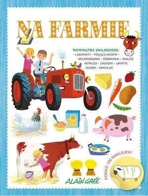 Na farmie - Alain Gree