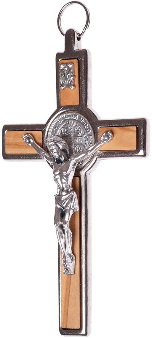 Krzyż św. Benedykta, 12 cm
