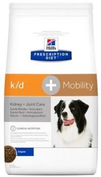 Hills k/d + mobility 5 kg Canine