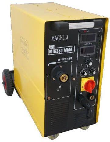 Półautomat spawalniczy Magnum MIG 330 MMA IGBT