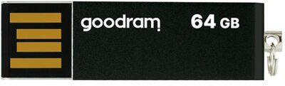 Pamięć USB GOODRAM UCU2 USB 2.0 64GB Czarny UCU2-0640K0R11
