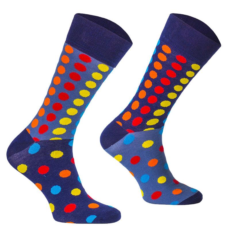 Skarpety Sporty Socks - GROCHY granatowe
