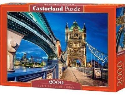 Puzzle Castorland 2000 - Tower Bridge of London