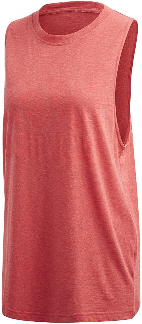 adidas Damska koszulka Winners Tank T-Shirt, Corpnk, S