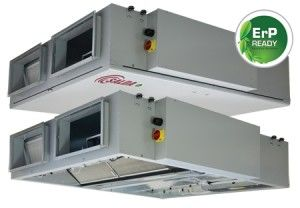 Rekuperator Salda RIS 1200 PW EKO 3.0