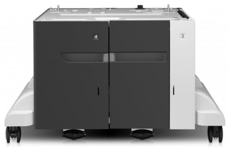 Podajnik papieru o dużej pojemności HP LaserJet Enterprise 700 Printer na 3500 arkuszy ze stojakiem (CF245A)