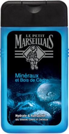 Le Petit Marseillais żel 3w1 Drzewo Cedrowe i minerały 250ml