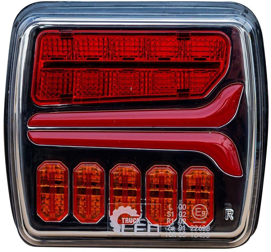 Lampa tylna led TruckLED TL 12/24V prawa L1869
