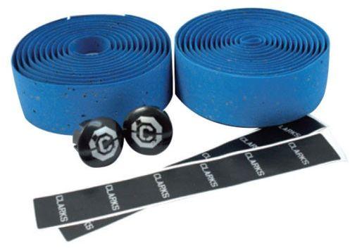 CLARK''S owijki kierownicy rowerowej CHBT STANDARD niebieska CLA-CHBT-BLUE,5021646012610