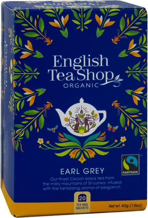 ETS Earl Grey 20 saszetek