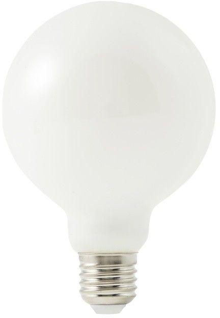 Żarówka LED Diall G95 E27 13 W 1521 lm mleczna barwa neutralna DIM