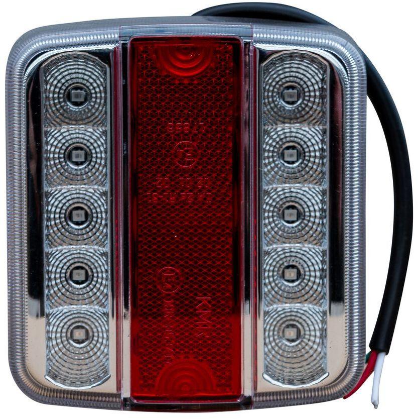 Lampa tylna TruckLED LT-70 KMR L1070-BL