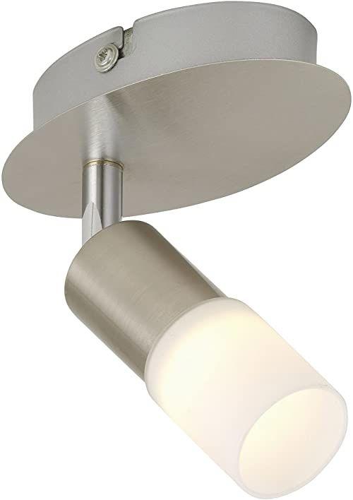 Briloner Leuchten Lampa sufitowa, lampa LED, lampa sufitowa, reflektor LED, lampa ścienna, lampa do salonu, reflektor sufitowy, lampa sufitowa do salonu, lampa sufitowa, wychylna