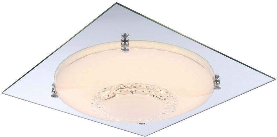 Italux plafon lampa sufitowa LED z kryształkami Greyson C47124-12W