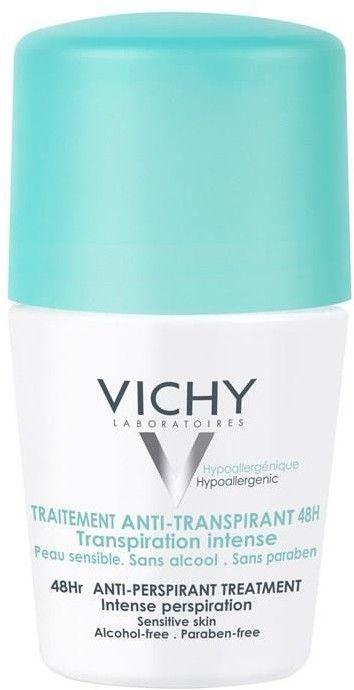 VICHY Dezodorant 48h w kulce do skóry normalnej, 50 ml
