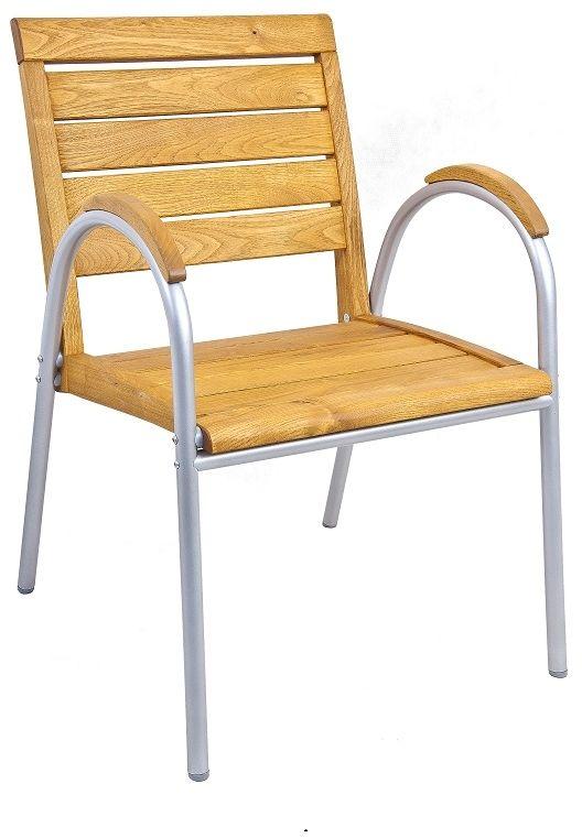 SOLANO Outdoor Krzesło z oparciem