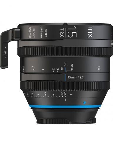 Irix Cine 15mm T2.6 Canon EF Metric
