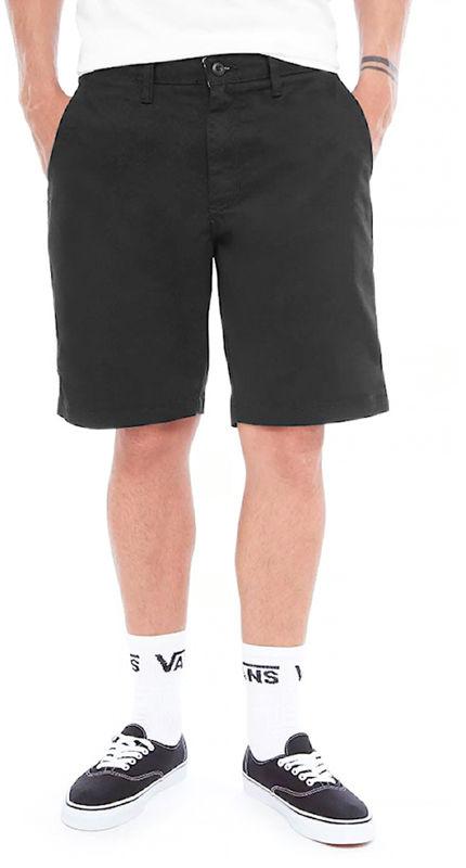 Vans AUTHENTIC STRETCH SH black męskie spodenki jeansowe