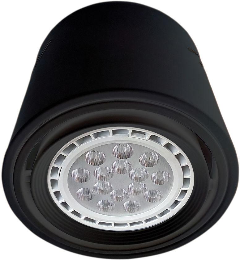 Lampa sufitowa TUBO tuba czarna ML227 Milagro  SPRAWDŹ RABATY  5-10-15-20 % w koszyku