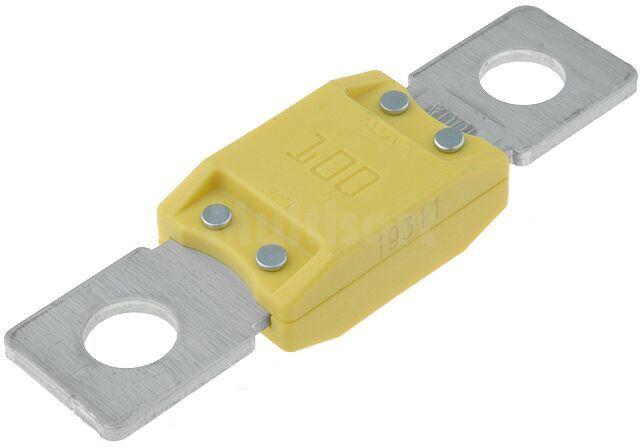 Bezpiecznik topikowy samochodowy MTA 100A 32V 68,6mm