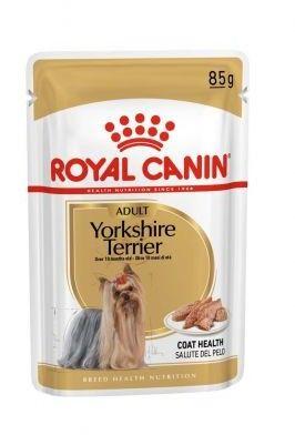 Royal Canin YORKSHIRE 85G SASZETKA