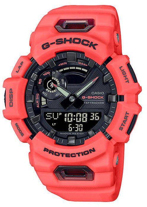 Zegarek Casio G-Shock G-SQUAD GBA-900-4AER Step Tracker