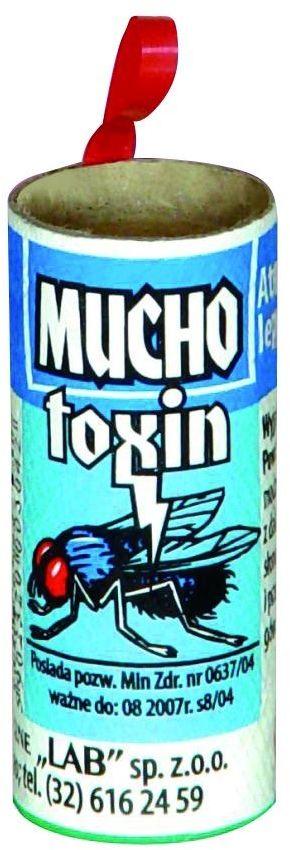 "Lep na muchy ""Mucho-Toxin "" MUCHOZOL"