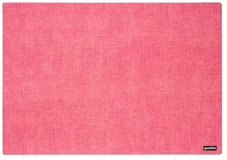 Guzzini - tiffany - podkładka na stół, różowa