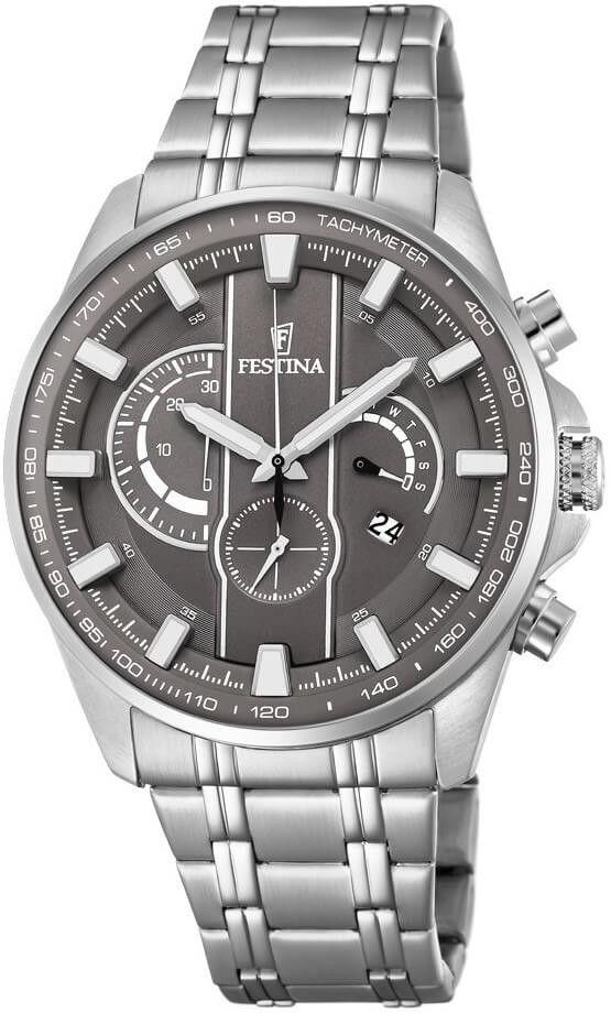 Zegarek Festina F6866-3 Chrono Sport - CENA DO NEGOCJACJI - DOSTAWA DHL GRATIS, KUPUJ BEZ RYZYKA - 100 dni na zwrot, możliwość wygrawerowania dowolnego tekstu.