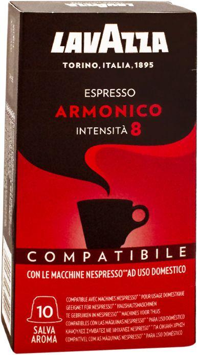 Lavazza Armonico Nespresso 10 kapsułek