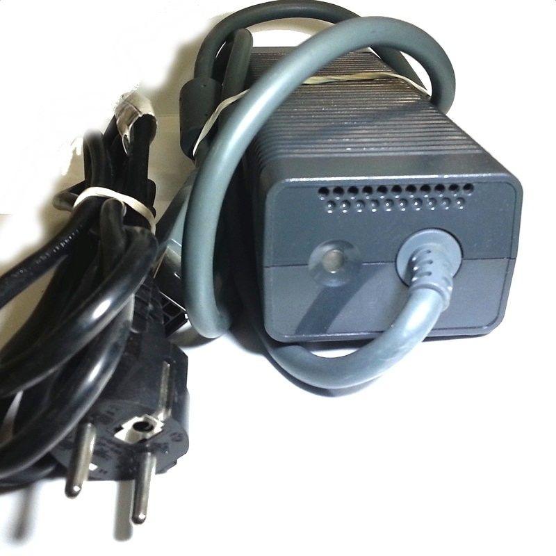 Zasilacz XBOX 203W 12V 16A + kabel