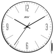 Zegar plastikowy convex Super Cichy #1