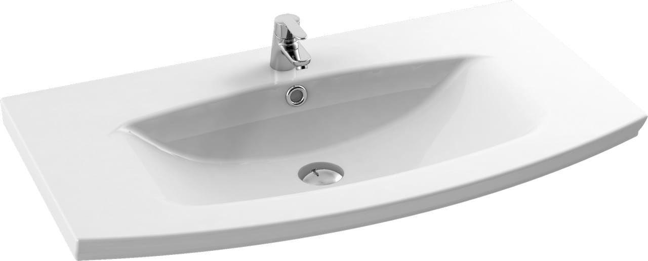 CeraStyle umywalka Plus, 90 cm 090100-u