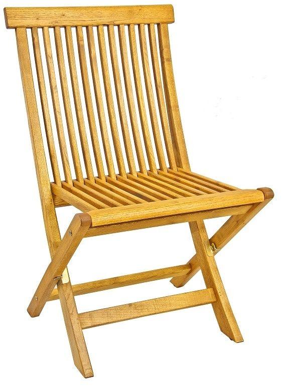 SLINUS Outdoor Krzesło składane