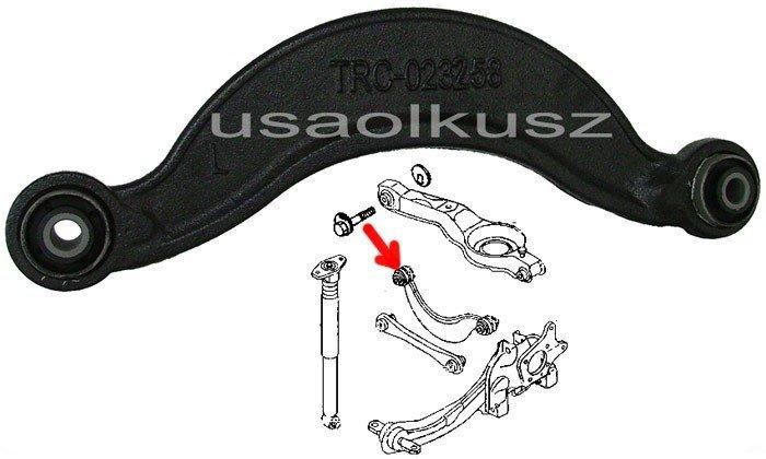 Tylny poprzeczny górny LEWY wahacz Mazda CX-7 CX7