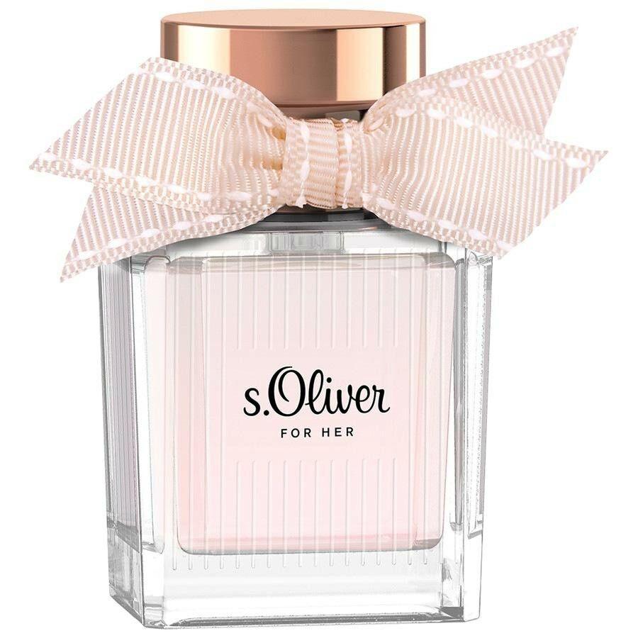 s.Oliver s.Oliver For Her s.Oliver s.Oliver For Her Eau de Toilette Spray eau_de_toilette 50.0 ml
