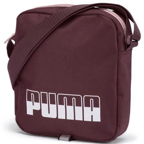 Torebka na ramię Puma Plus II 076061 08 bordowa