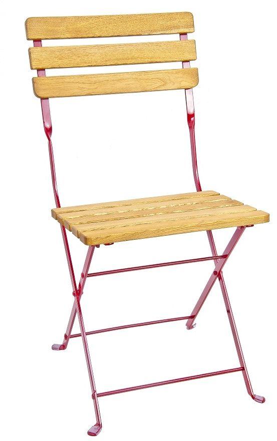 STELLA Outdoor Krzesło składane