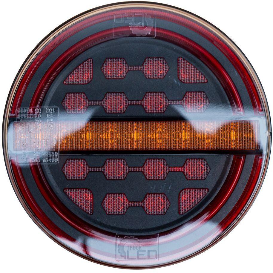 Lampa tylna zespolona LED ring dynamiczny kierunek L1909