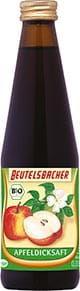 Ocet jabłkowy niefiltrowany bio 330 ml - beutelsbacher