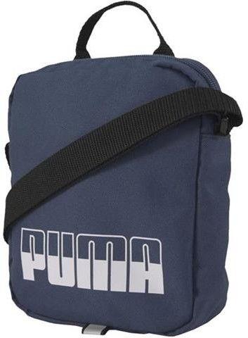 Torebka na ramię Puma Plus II 076061 10 granatowa