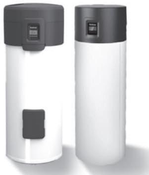 Buderus pompa ciepła woda / powietrze Logatherm WPT.270.3.AS