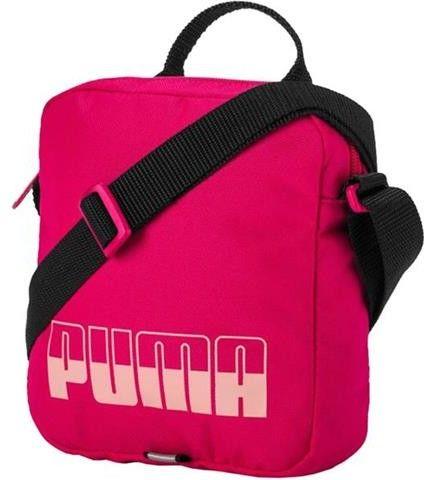 Torebka na ramię Puma Plus II 076061 11 różowa