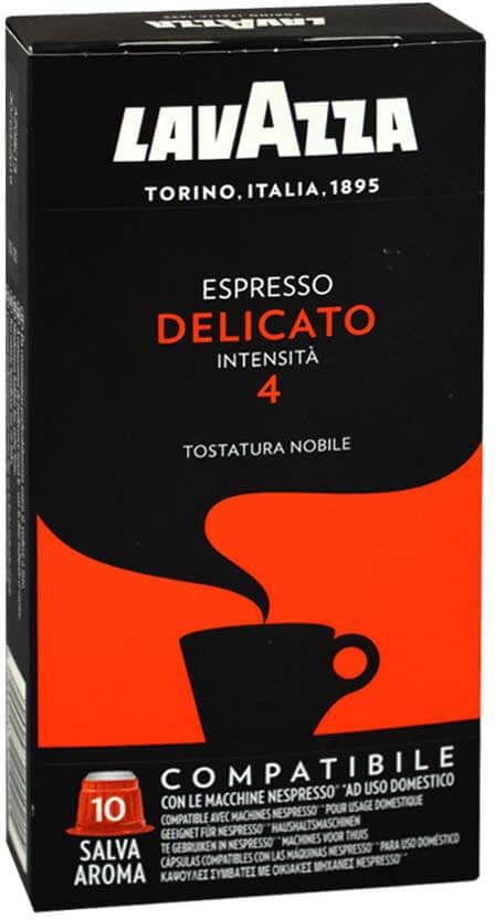 Lavazza Delicato Nespresso 10 kapsułek
