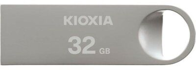 Pamięć USB KIOXIA TransMemory U401 32GB Srebrny LU401S032GG4