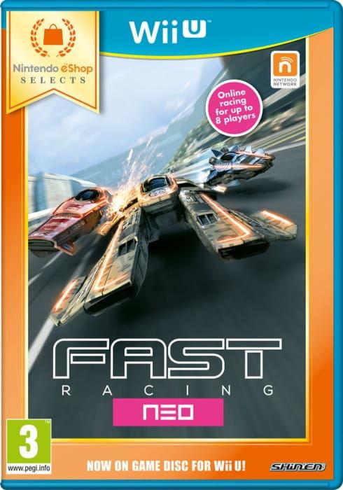 Gra Fast Racing Neo eShop Selects (Nintendo WiiU)