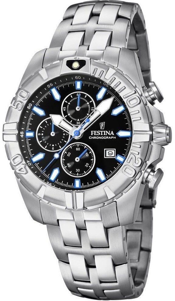 Zegarek Festina F20355-3 Chrono Sport - CENA DO NEGOCJACJI - DOSTAWA DHL GRATIS, KUPUJ BEZ RYZYKA - 100 dni na zwrot, możliwość wygrawerowania dowolnego tekstu.
