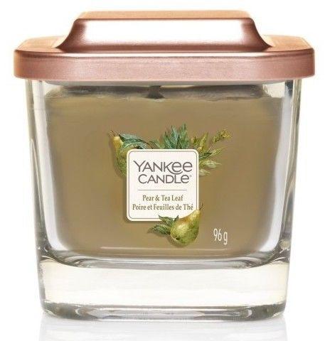 Yankee Candle Elevation Pear & Tea Leaf świeczka zapachowa mała 96 g